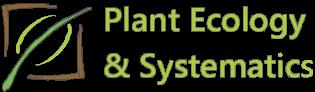 Pflanzenökologie und Systematik