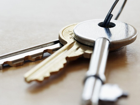 Schlüsselantrag