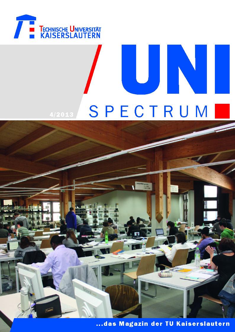UNISPECTRUM April 2013